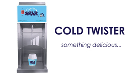 Mixer COLD TWISTER